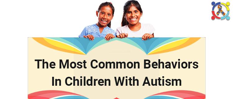 behaviors in children with autism