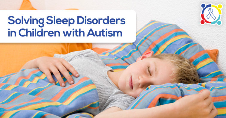 Know How to Solve Sleep Disorders in Children with Autism