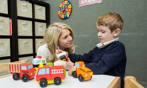 child centered play therapy, autism connect, play therapy for autism
