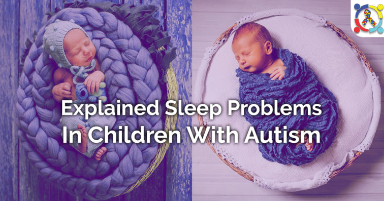 sleep problems in children with autism