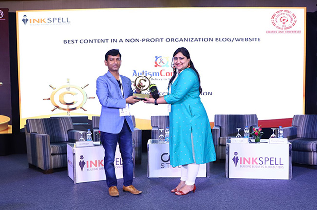 Autism Connect - India Content Leadership Awards & Conference - 2019