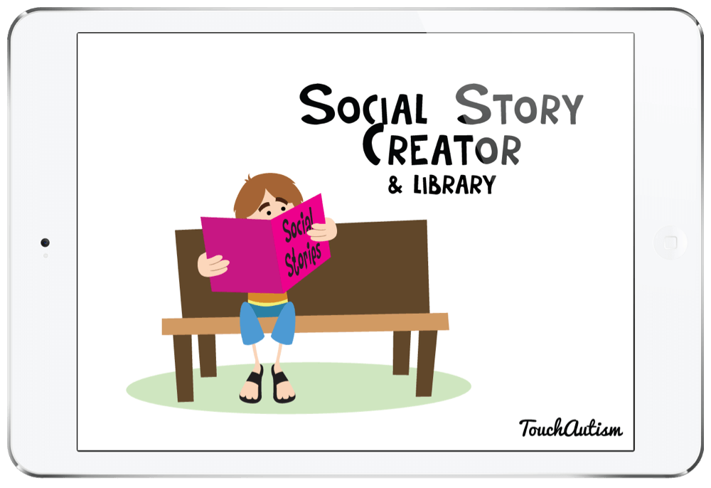 Social Story Creator & Library - Autism Related Apps