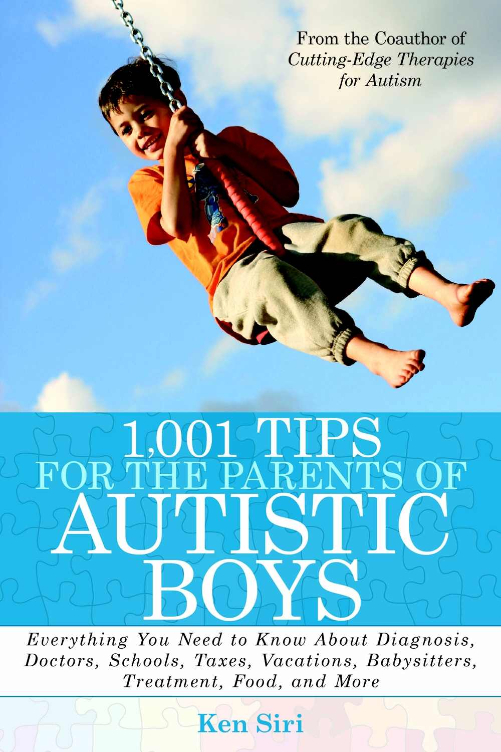 1001 Tips for the parents of autistic boys - Popular Autism Related Book