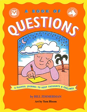 A Book of Questions: A Playful Journal to Keep Thoughts & Feelings - Popular Autism Related Book