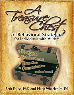 A Treasure Chest of Behavioural Strategies for Individuals with Autism - Popular Autism Related Book