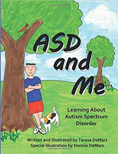 ASD and Me: Learning About Autism Spectrum Disorder - Popular Autism Related Book