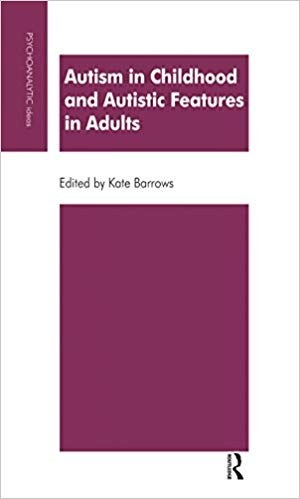 Autism in Childhood and Autistic Features in adults - Popular Autism Related Book