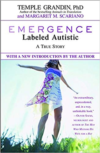 Emergence: Labeled Autistic - Popular Autism Related Book