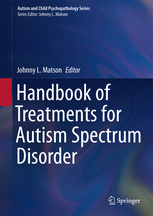 Handbook of Treatments for Autism Spectrum Disorder - Popular Autism Related Book
