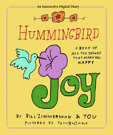 Hummingbird Joy: A Book of All the Things That Make Your Happy - Popular Autism Related Book