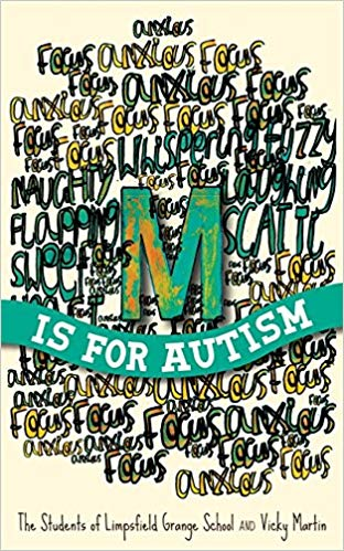 M is for Autism - Popular Autism Related Book