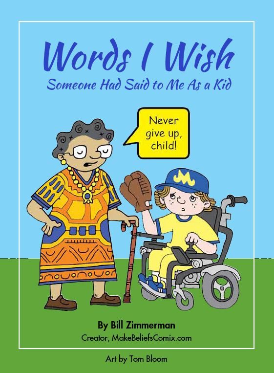 Words I Wish Someone Had Said to Me As a Kid - Popular Autism Related Book